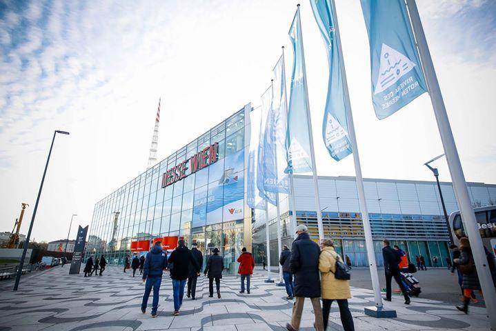 International Tourism Fair in the capital of Austria