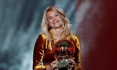 Ada Hegerberg footballs golden girl from Norway
