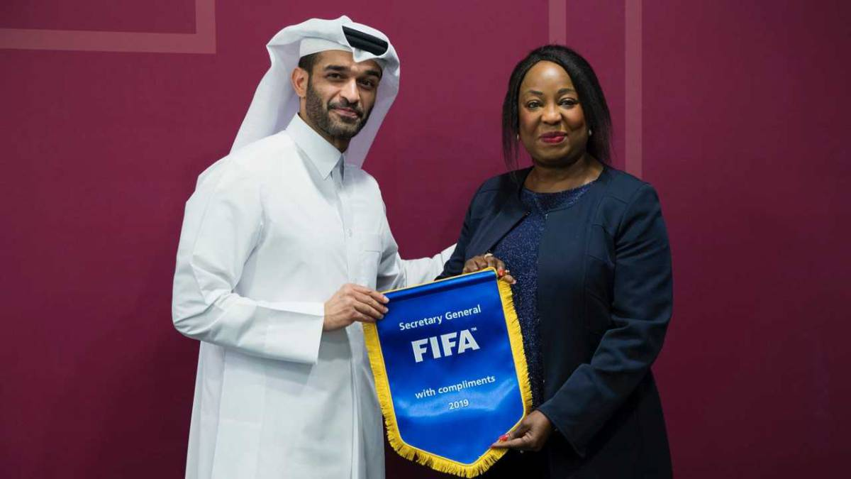 FIFA-Qatar joint venture World Cup delivery project launched
