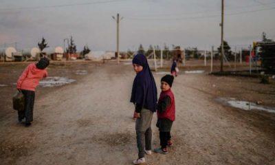 Russia pioneering return of 'ISIS children'