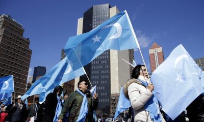 Senior diplomats from eight countries to UN Geneva office visits Xinjiang