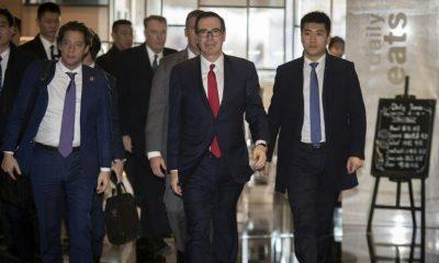 US officials to meet Xi as trade talks near end