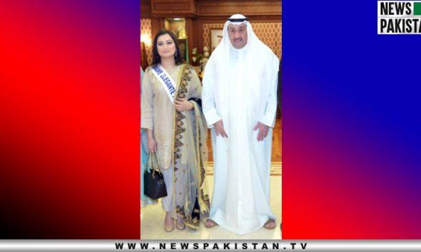 French Madame Elegante visits Kuwait
