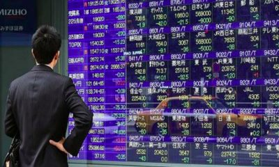Asian markets rise as broadly positive week draws to a close