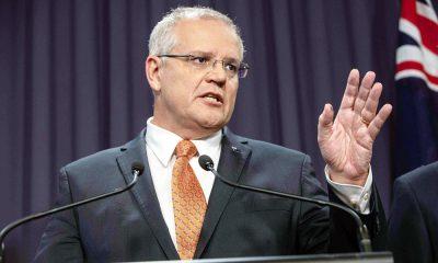 Australian PM welcomes 'moderation' from Turkey's Erdogan